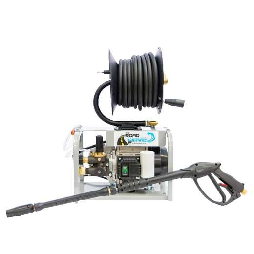 The Road Wave Pressure Washing System On The Go