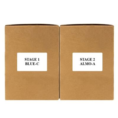 Dual Bed Standard Refill Kit - Four Refills