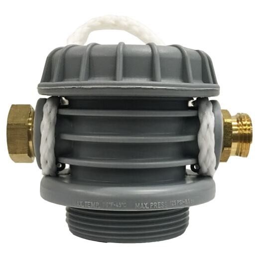 Replacement Head with Brass Adapters
